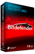 Bitdefender Internet Security 2013(2 Jahr / 3 PC)